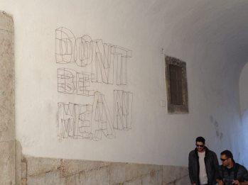 Lisbona_Walls
